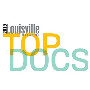 Louisville Magazine Top Docs